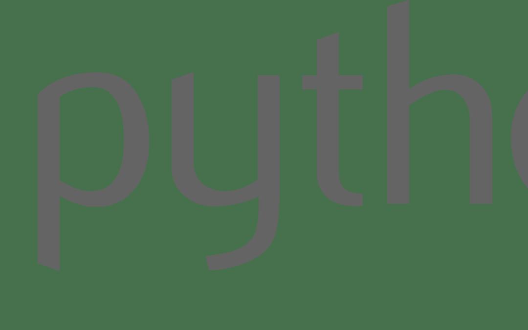 Exercices Python – boucles for et technique du «drapeau»